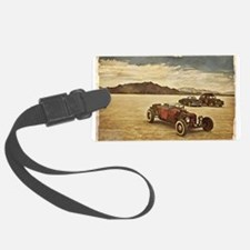Hot Rods at Bonneville Luggage Tag