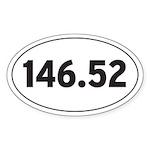 2m Simplex Sticker (Oval)