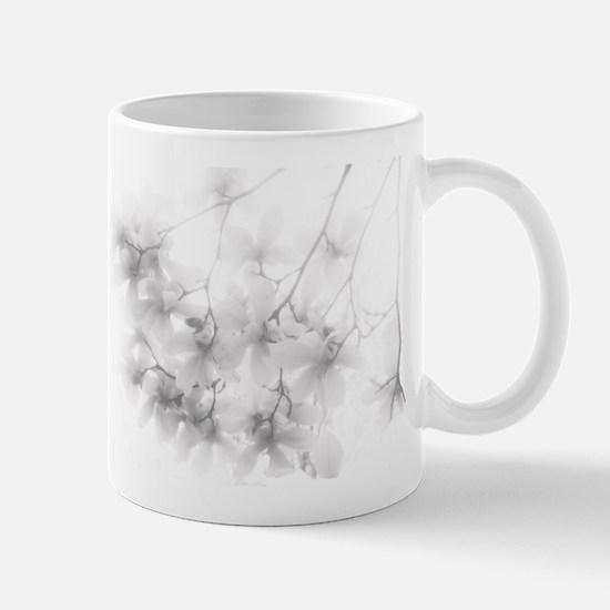 Ethereal Magnolia Blossoms Mug