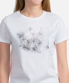 Ethereal Magnolia Blossoms Women's T-Shirt