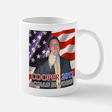 Cooper 2012 Campaign Mug