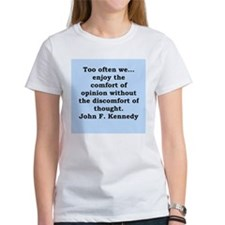 john f kennedy quote Tee