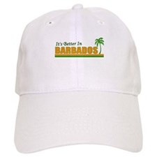 Unique Barbados Baseball Cap