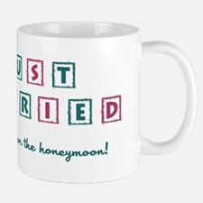 JUST MARRIED Mug