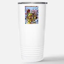 Philadelphia Mummers Parade Travel Mug