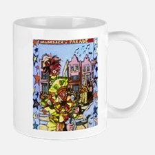 Philadelphia Mummers Parade Mug