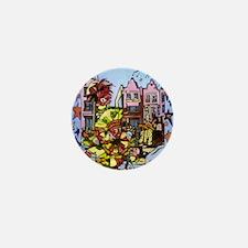 Philadelphia Mummers Parade Mini Button (10 pack)