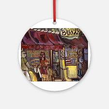Philadelphia Sarcones Bakery on 9th Ornament (Roun