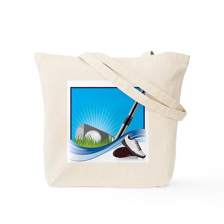 Golfing Fun Tote Bag
