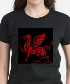 Welsh Red Dragon Tee