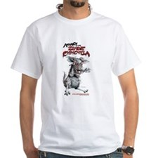 Attack of the Zombie Chinchilla Shirt