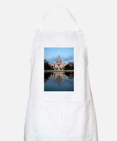 U.S. Capitol Building with Reflection Apron