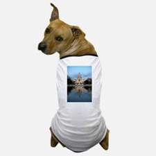 U.S. Capitol Building with Reflection Dog T-Shirt