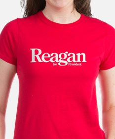 Reagan for President Tee