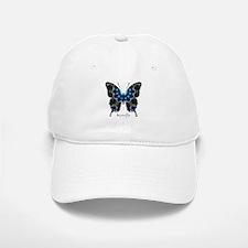 Witness Butterfly Baseball Baseball Cap