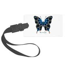 Witness Butterfly Luggage Tag