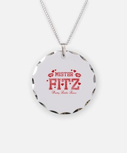 Team Mr Fitz - Pretty Little Liars Necklace