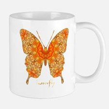 Jewel Butterfly Mug