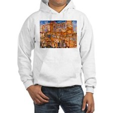Philadelphia Genos CheeseSteak on 9th Hoodie