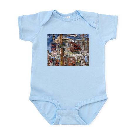 Philadelphia Pats CheeseSteak Infant Bodysuit