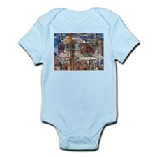 Philadelphia Pats CheeseSteak Infant Bodysuit