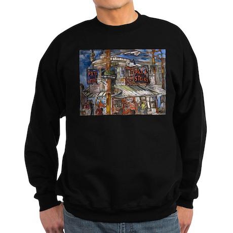 Philadelphia Pats CheeseSteak Sweatshirt (dark)