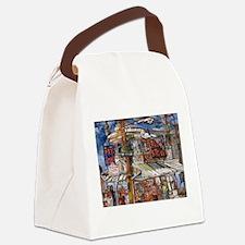 Philadelphia Pats CheeseSteak Canvas Lunch Bag
