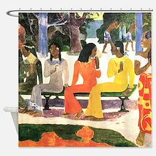 Paul_Gauguin Shower Curtain
