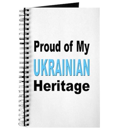 Proud Ukrainian Heritage Journal