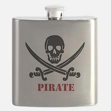Pirate Flask