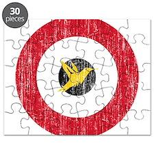 Trinidad and Tobago Roundel Puzzle
