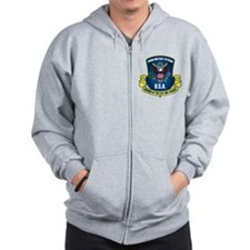 Elite One Percent Zip Hoodie