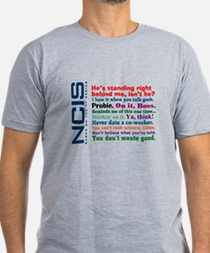 NCIS Quotes T