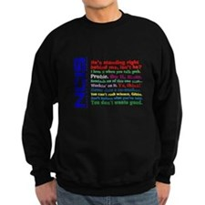 NCIS Quotes Sweatshirt