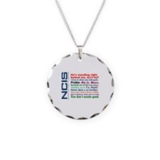 NCIS Quotes Necklace