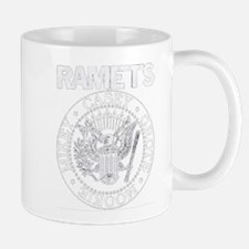 RAMETS Front White on Blank Mug