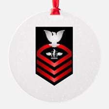 Navy Chief Aviation Antisub War Operator Ornament