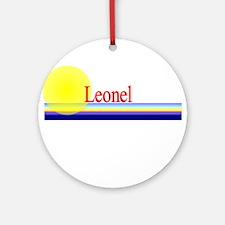 Leonel Ornament (Round)