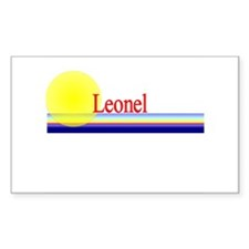 Leonel Rectangle Decal