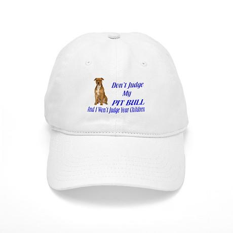 PITBULL JUDGEMENT Cap