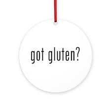 Got Gluten? Ornament (Round)