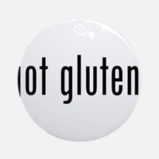Got Gluten? Ornament (Round)
