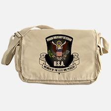 Elite One Percent Messenger Bag