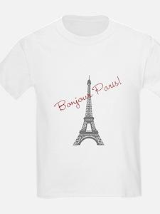 Eiffel Tower T-Shirt
