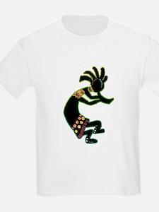 Dancing Kokopelli-glo T-Shirt