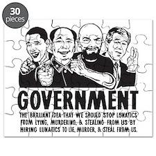 Government Lunatics Puzzle