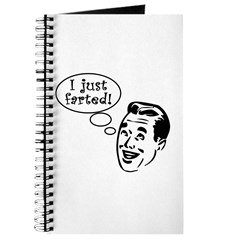 Just farted Journal