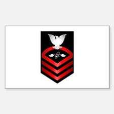 Navy Chief Aviation Electronics Tech Decal