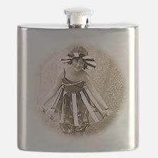 Bathing Beauty Flask