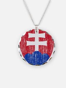 Slovakia Roundel Necklace